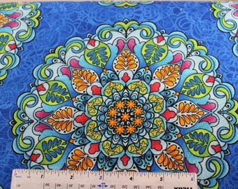 Pirouette by Blank Quilting Corporation 8234  077 Blue 100% Cotton Patchwork Quilting