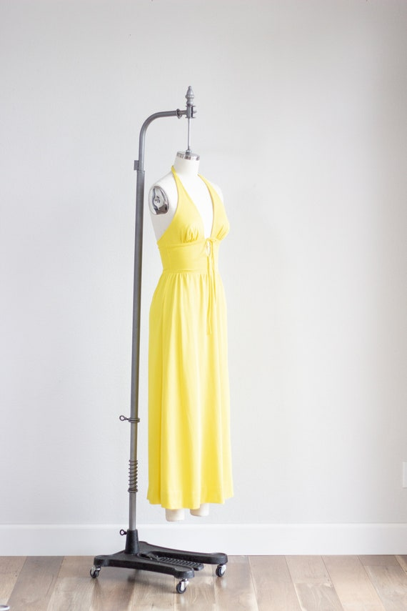 Catalina Swim Dress . Canary Yellow Maxi Dress . … - image 4
