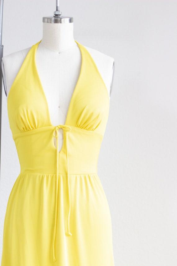 Catalina Swim Dress . Canary Yellow Maxi Dress . … - image 7