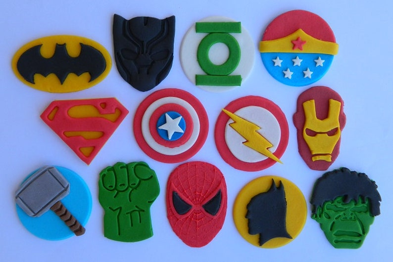 Kitchen Tools & Gadgets Sporting Food Decorating Party Ring Topper Batman Symbol Bento Accessories