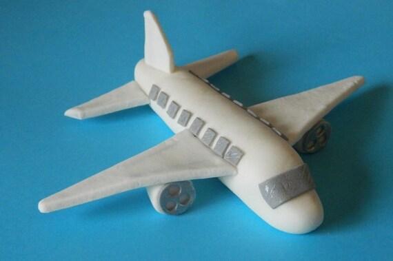 Essbare 3d Bon Voyage Flugzeug Urlaub Urlaub Kuchen Dekoration Etsy