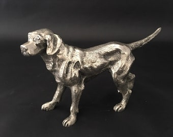 6a46e676239b0d Metal dog figurine