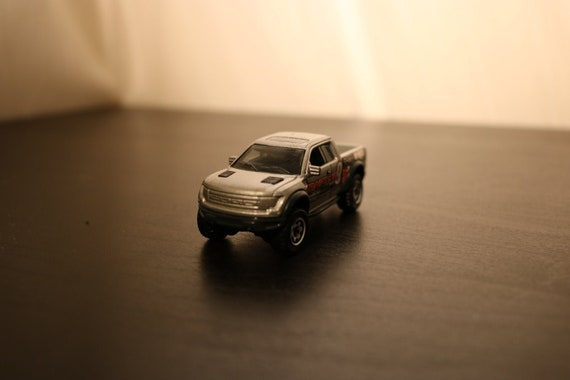 Collectable Small Model Car FORD Raptor 2010