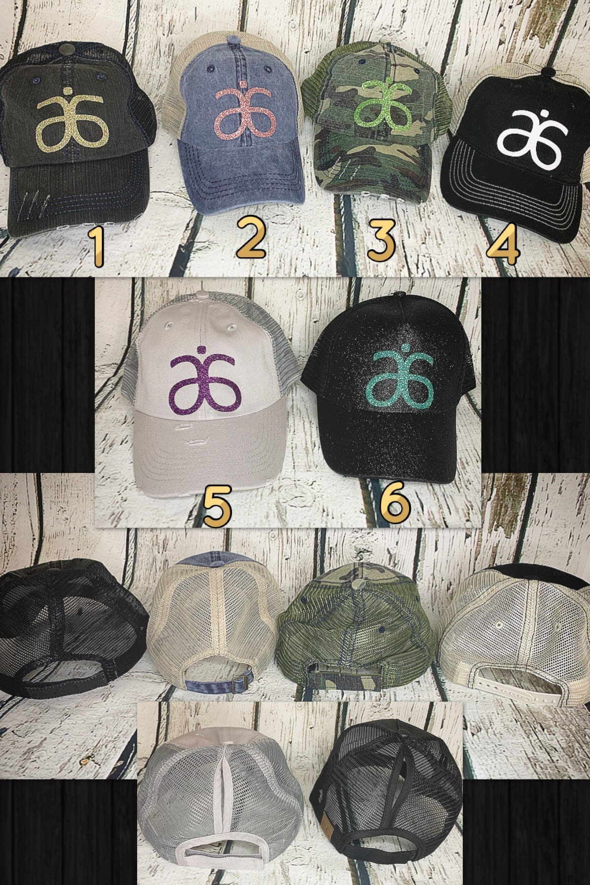 Arbonne REP YOUR BIZ Hat Trucker Mesh Camo baseball distressed ponytail  Women Men Caps team business conferenece incentive trip 9d9b97055a2