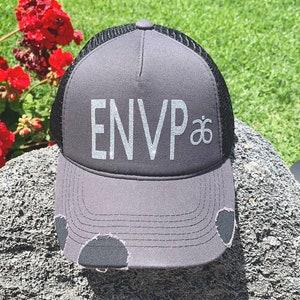 8b1d0f6117617 Arbonne ENVP distressed Hat