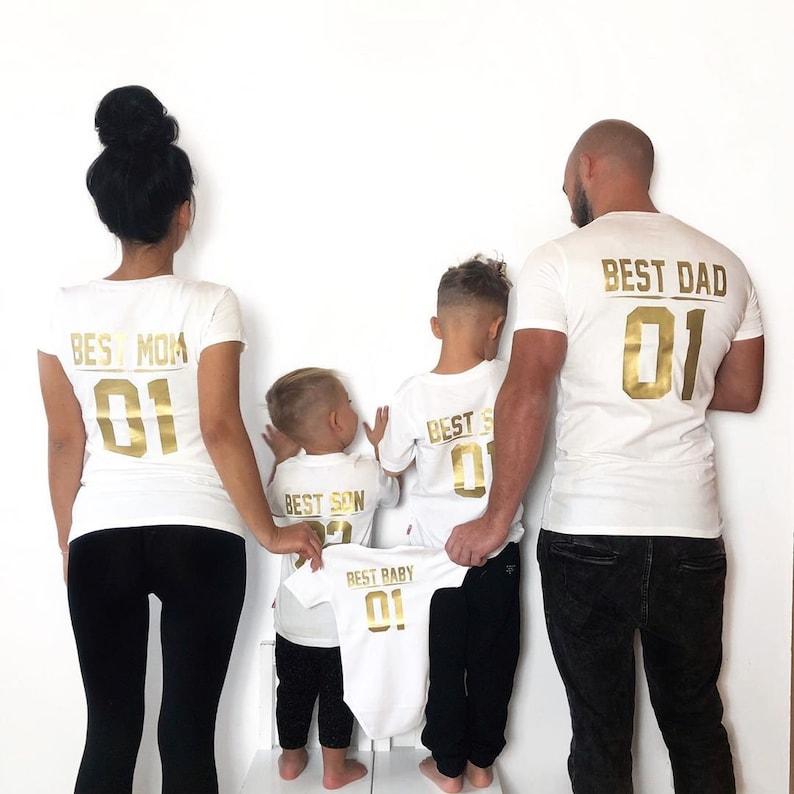 fd4845a8a Matching Family Shirts Matching Tees Funny Family Tshirts | Etsy