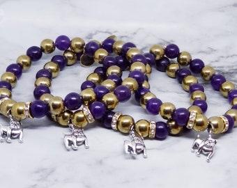 Q Dog Bracelet