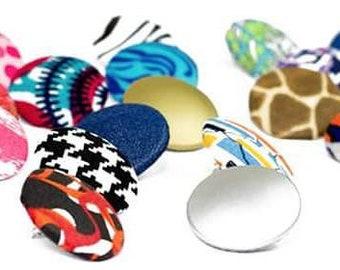 Button Earrings Mystery Bundle