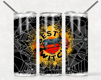 Best Witch Tumbler