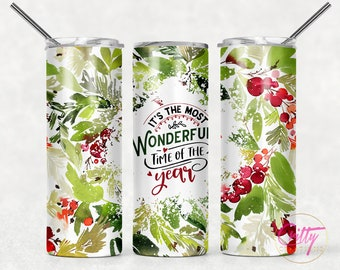 Its The Most Wonderful Time Tumbler