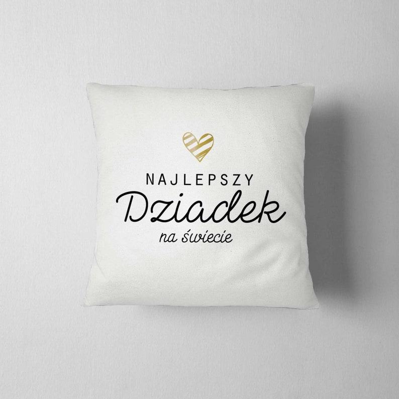 Dziadek Najlepszy Dziadek na \u015awiecie Dziadek Polish Dziadek Prezent dla Dziadka Polish Grandfather Polish Grandad Gift for Dziadek