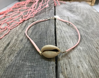 Sea Shell Pink Choker