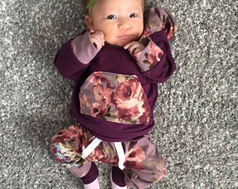 3c5b2b12c Purple baby clothes