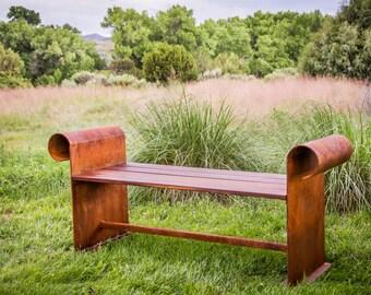 Julia's Garden Bench