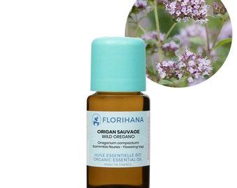 Basil Exotic Organic, Ocimum basilicum, 100% Pure Essential Oil, Therapuetic Grade Oil, Aromatherapy