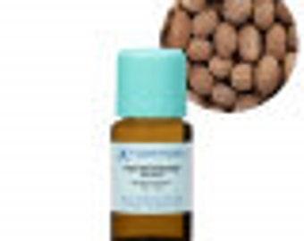 Nutmeg Organic Essential Oil, Myristica fragrans, Aromatherapy