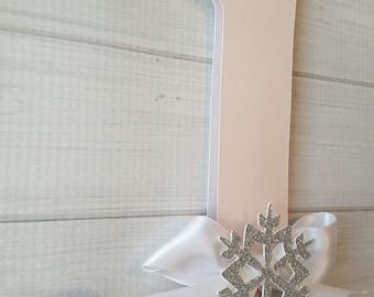 Winter Onederland Snowflake Centerpiece-Onederland Centerpiece-Winter Onederland Birthday-Snowflake Centerpiece-One Girl Centerpiece