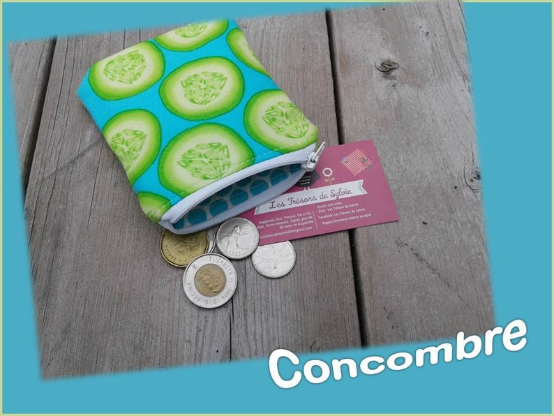 business card bank cards case to credit cards  Coin pocket