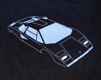 Lamborghini Countach Etsy