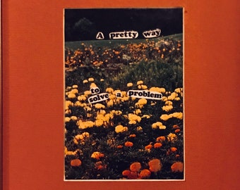"Inspired Collage Art ""A Pretty Way"""