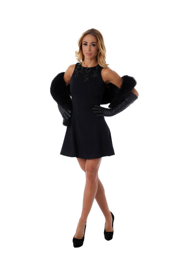 Vestido Negro De Cóctel Vestido Negro Sin Mangas Vestido Mini Negro Vestido Negro Vestido De Mujer Vestido De Fiesta Negro Vestido De Encaje