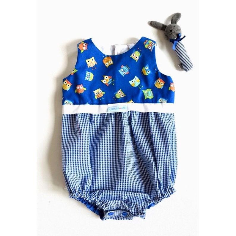 5ba1a7137 Baby boy clothes baby boy romper baby boy playsuit baby | Etsy