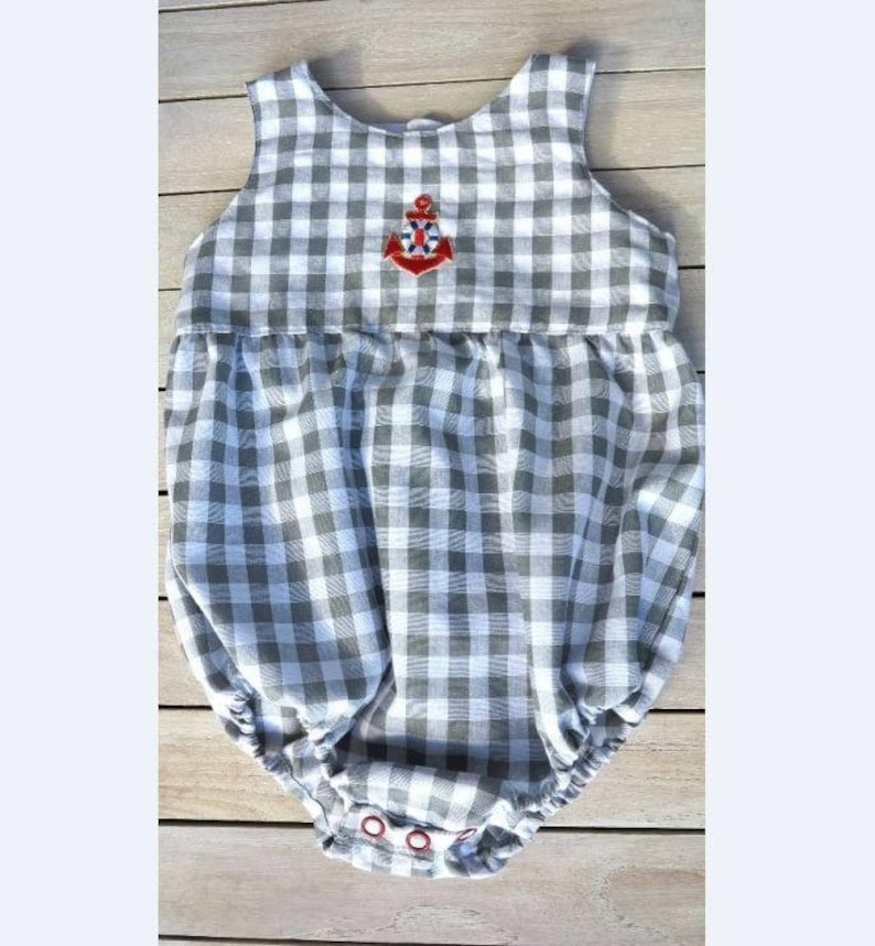 b179673f4465 Baby clothes Baby boy romper baby play suit Baby Grey and