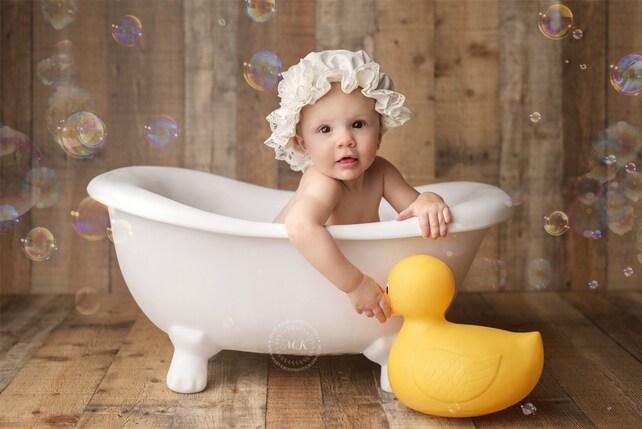 Cream Baby Mop Hat / Baby Mop Cap / Cream Sitter Hat / Baby | Etsy