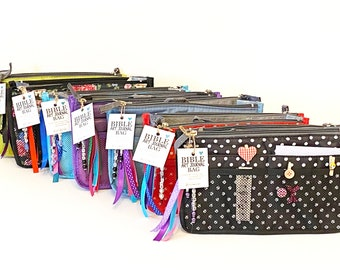 Bible Art Journaling Bag - various styles and colours