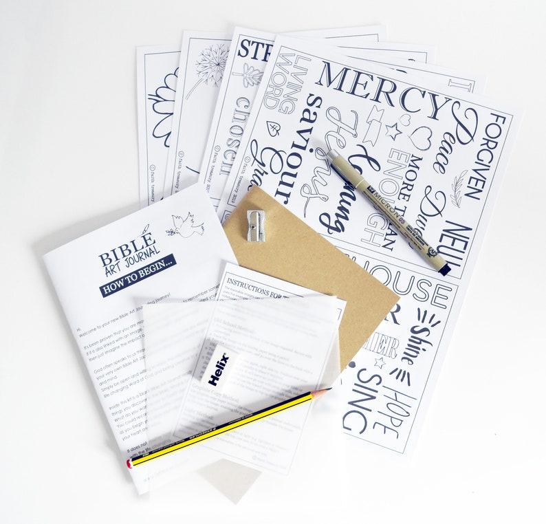 Beginners Bible Art Kit image 0