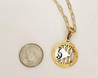 SWINGER Charm. Swinger Pendant, Swinger Symbol, Swinger Jewelry, Hotwife, Vixen, Cuckold, Stag, Bull, Poly, Swinger Necklace, Necklace