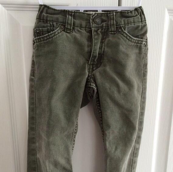 jeans levis 511 enfantjeans vert jeans levis levis vintage etsy. Black Bedroom Furniture Sets. Home Design Ideas