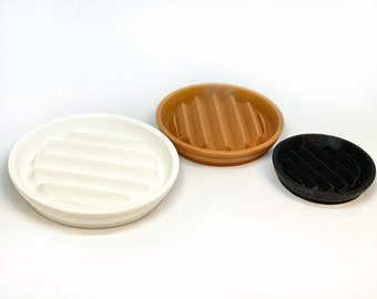 Plant Saucer, plant drip saucers, planter saucer, Pot Saucer, plant plate, Drainage Tray, Drip tray, Saucer, Soap holder, Drainage Plate