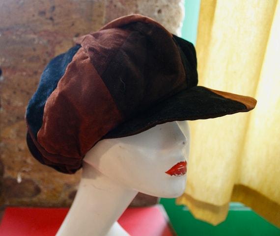 Iconic 60's Baker Boy Hat
