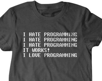 9debd1ce3 Programmer gift, coder gift, geek gift, funny shirts, gift for him, and  her, hilarious tees 78