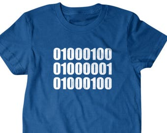 0d2ab6f7 Binary shirt, Dad shirt, dad in binary, computer dad, funny shirts, gift for  him, and her, hilarious tees 124