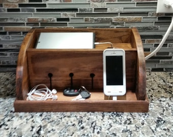 Rustic Docking Station