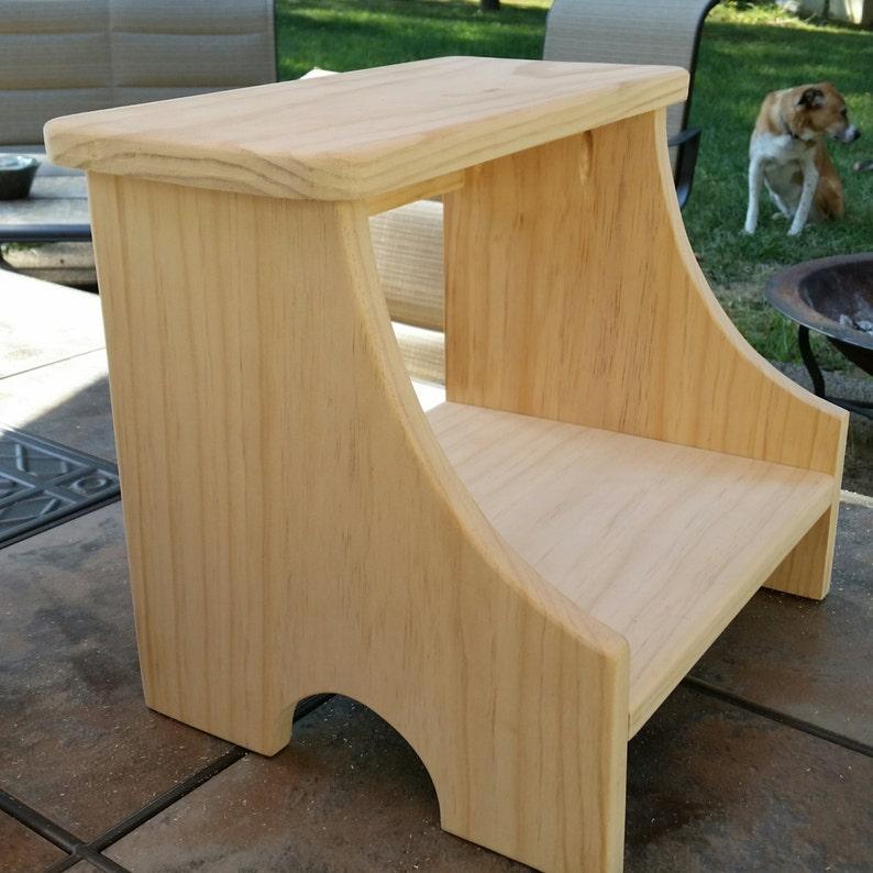 Sehr Tritthocker Holz Shaker   Etsy TM55