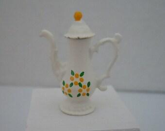 Vintage Cardew Design Tea Shop Teapot Signed Vgc Pottery & China