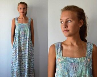 Vintage Jumper Dress, Vintage Jumper, Vintage Dress, Casual Dress, Summer Dress, Jumper Dress