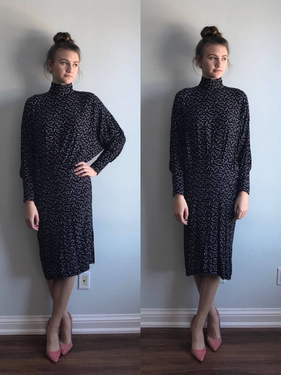 Vintage Nicole Miller Dress, 1995 Nicole Miller, R