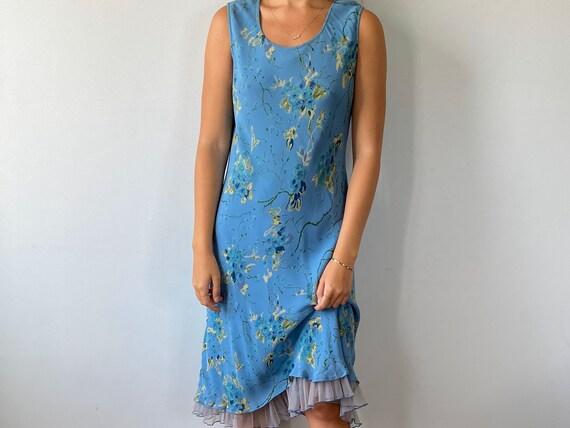 Vintage April Cornell Dress, Sleeveless Dress, Apr