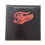 Vintage Album: Fame Soundtrack - Vinyl Record, Music, Movie Soundtrack, Musical, Gift for Dancer