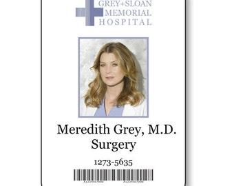 Meredith Grey | Etsy