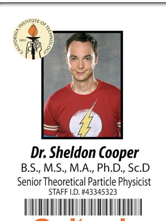 Sheldon cooper halloween costume