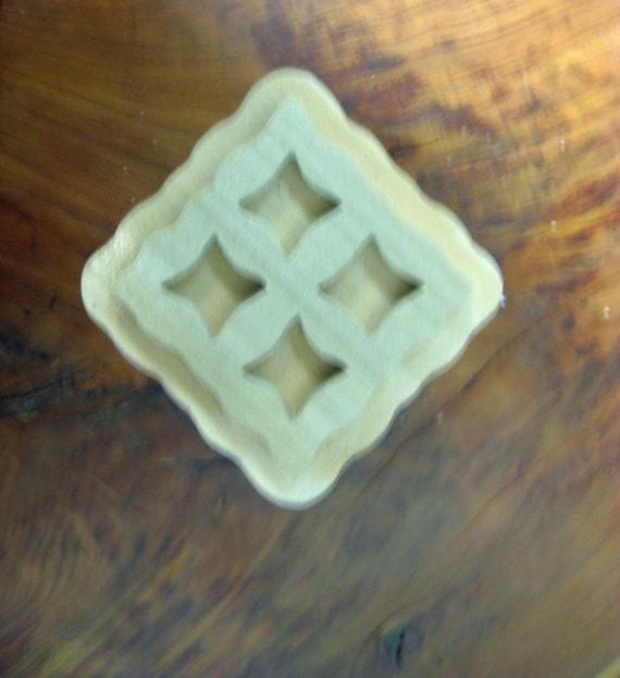 Eban, Adinkra Handmade wooden Stamp