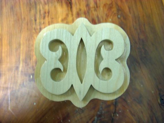 Hye--Wo--Nhye, Adinkra Handmade wooden Stamp