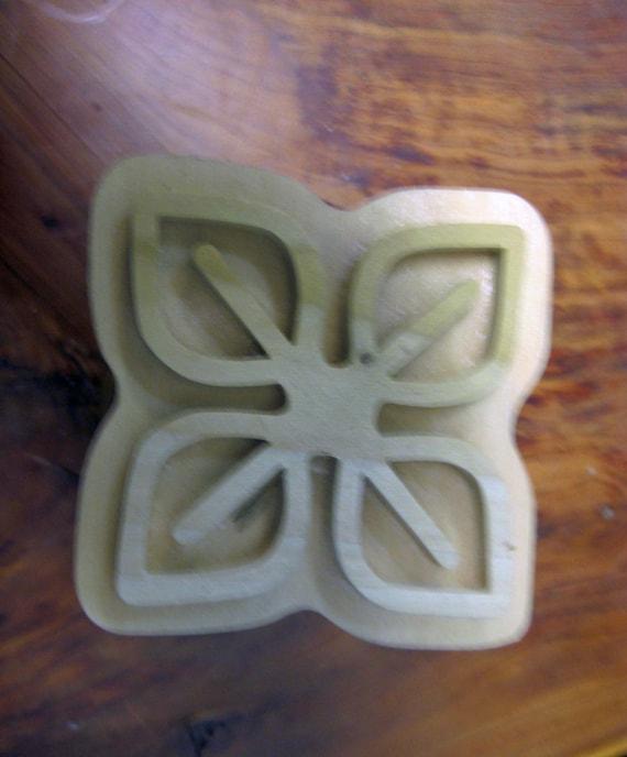Nserewa, Adinkra Handmade wooden Stamp