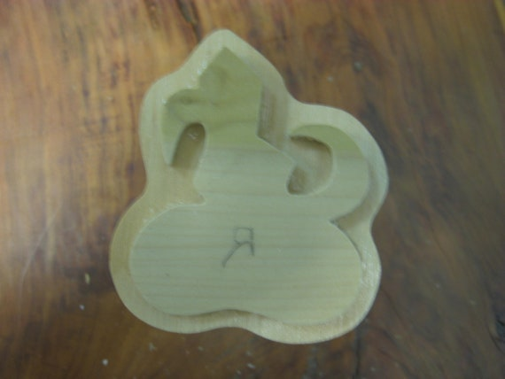 Pagya, Adinkra Handmade wooden Stamp