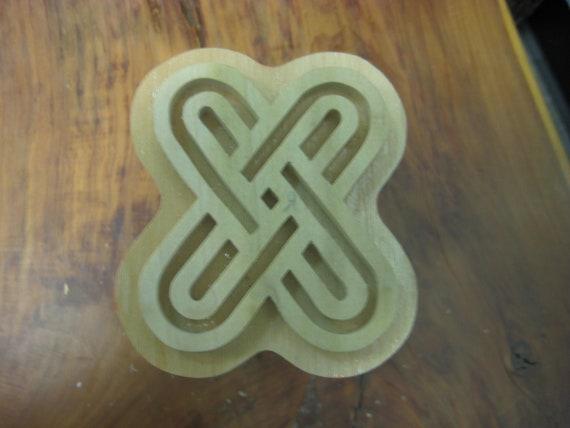 Kramo Bone Amma Yeanho Kramo Pa, Adinkra Handmade wooden Stamp